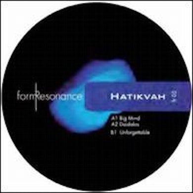 Hatikvah BIG MIND Vinyl Record