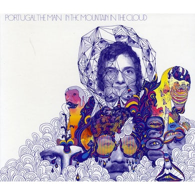 Portugal. The Man IN THE MOUNTAIN IN THE CLOUD CD