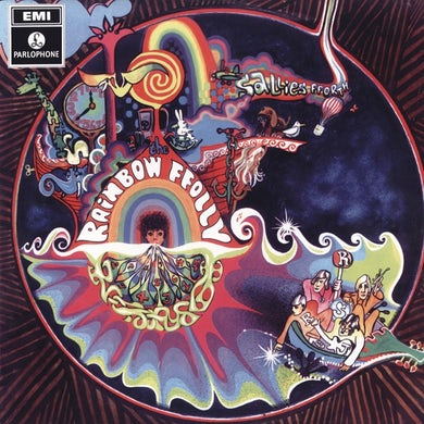 Rainbow Ffolly SALLIES FFORTH Vinyl Record