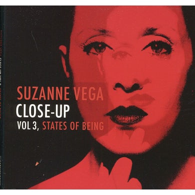 Suzanne Vega CLOSE-UP 3: STATES OF BEING CD