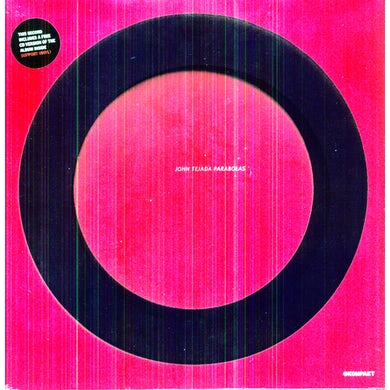 John Tejada PARABOLAS Vinyl Record