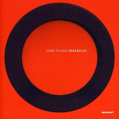 John Tejada PARABOLAS CD