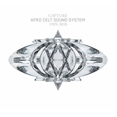 Afro Celt Sound System CAPTURE (1995 - 2010) CD