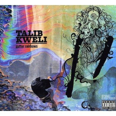 Talib Kweli GUTTER RAINBOWS CD