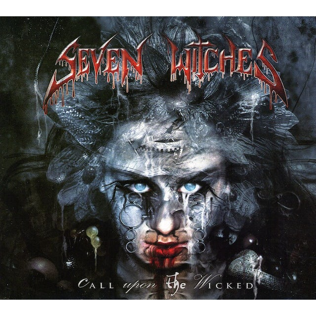 Seven Witches CALL UPON THE WICKED CD