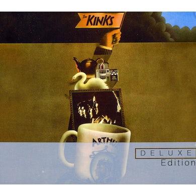 The Kinks ARTHUR CD