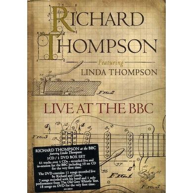 Richard Thompson LIVE AT THE BBC CD