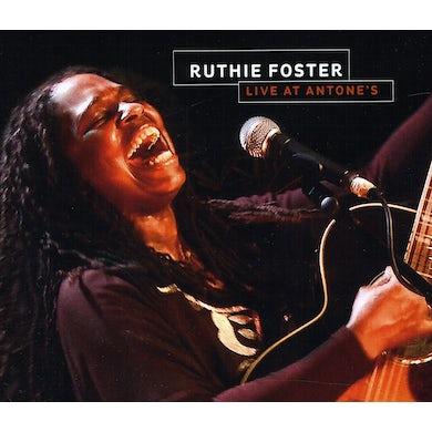Ruthie Foster LIVE AT ANTONES CD