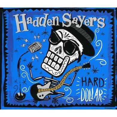 Hadden Sayers HARD DOLLAR CD