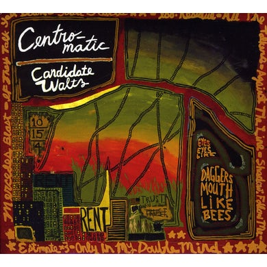 Centro-Matic CANDIDATE WALTZ CD