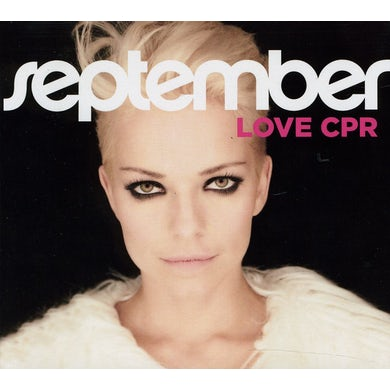 september LOVE CPR CD