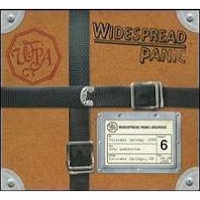 Widespread Panic COLORADO SPRINGS 1985 CD