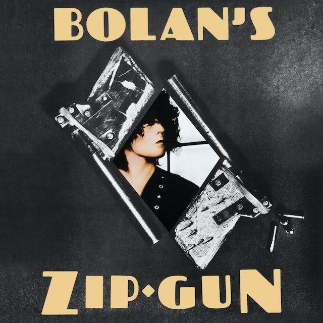 T-Rex BOLANS ZIP GUN Vinyl Record
