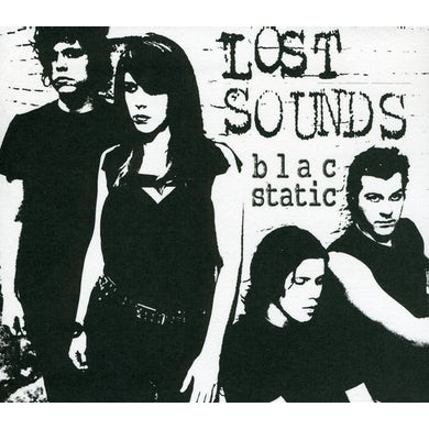 Lost Sounds BLAC STATIC CD