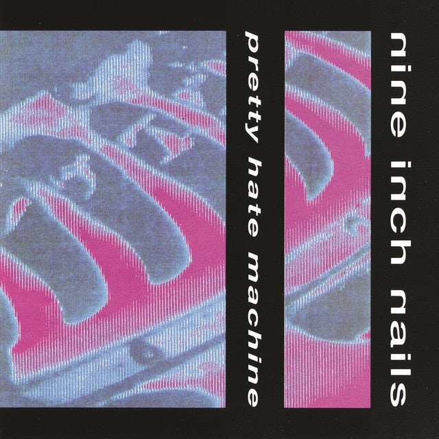 Nine Inch Nails PRETTY HATE MACHINE Vinyl Record