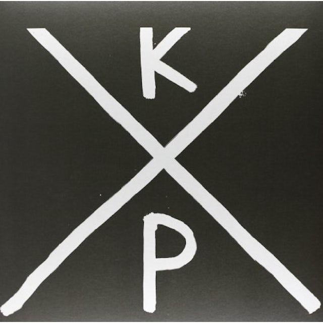 K-X-P Vinyl Record