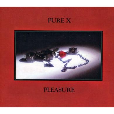 Pure X PLEASURE CD