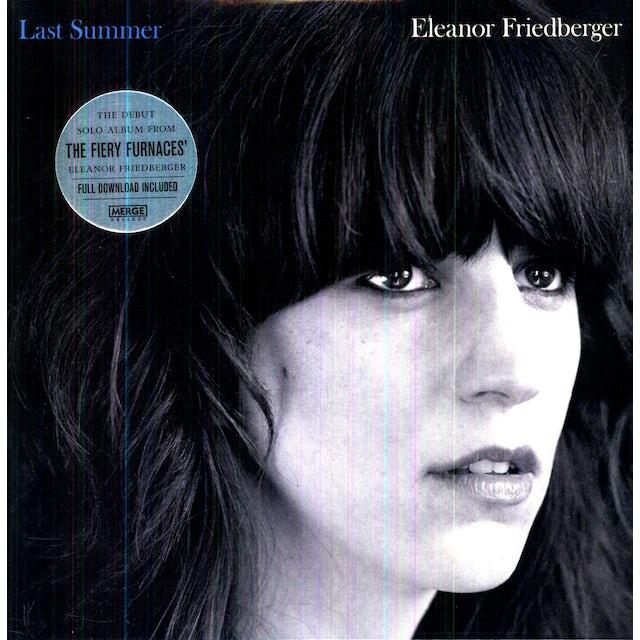 Eleanor Friedberger LAST SUMMER Vinyl Record