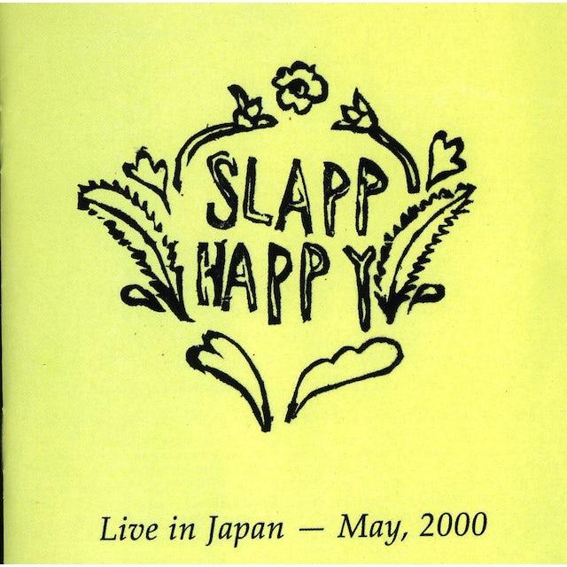 Slapp Happy LIVE IN JAPAN 2000 CD