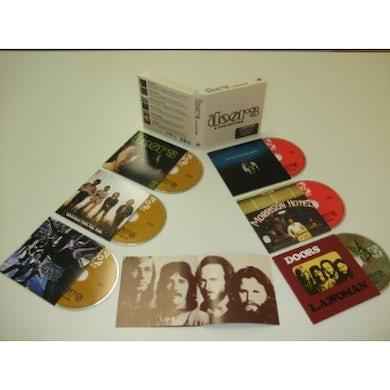 The Doors COLLECTION CD