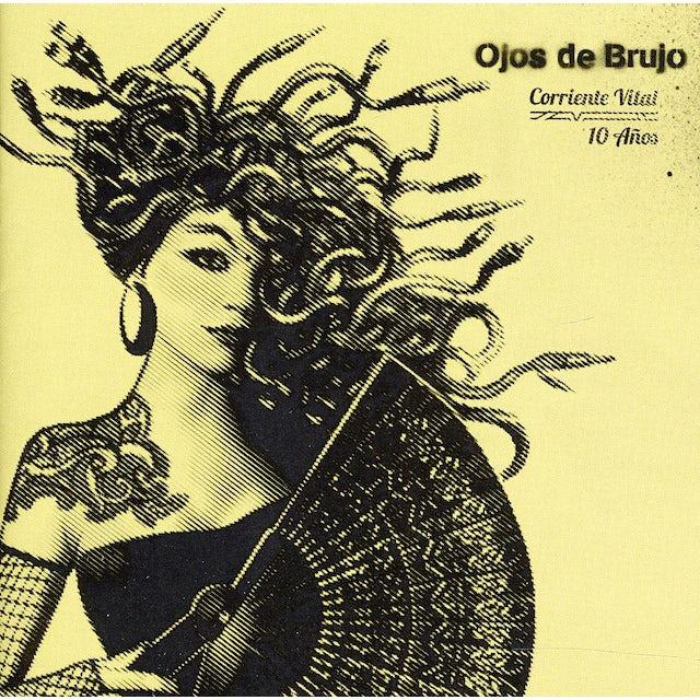 Ojos de Brujo CORRIENTE VITAL: 10 ANOS CD