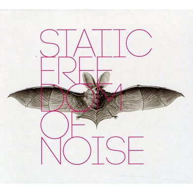 Static FREEDOM OF NOISE CD