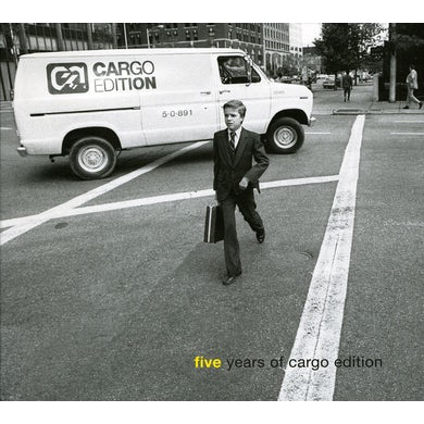 Five Years Of Cargo Edition / Various CD