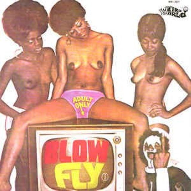 Blowfly ON TV Vinyl Record