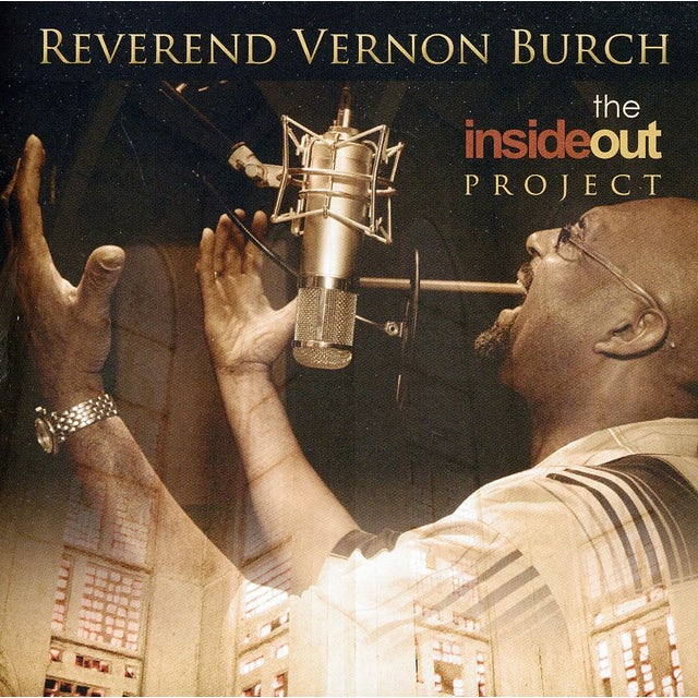 Vernon Burch INSIDE OUT PROJECT CD