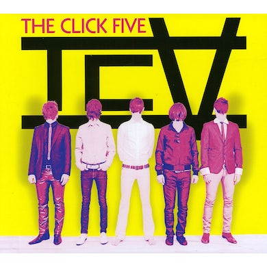 Click Five CD