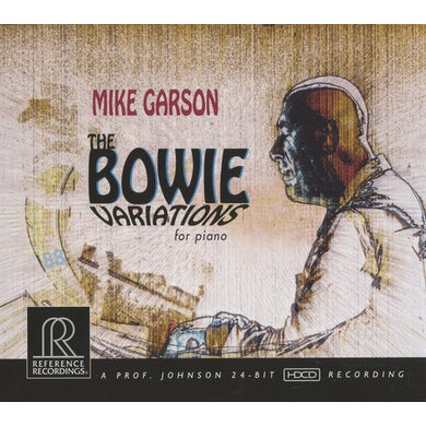 Mike Garson BOWIE VARIATIONS CD