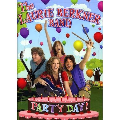 Laurie Berkner PARTY DAY DVD
