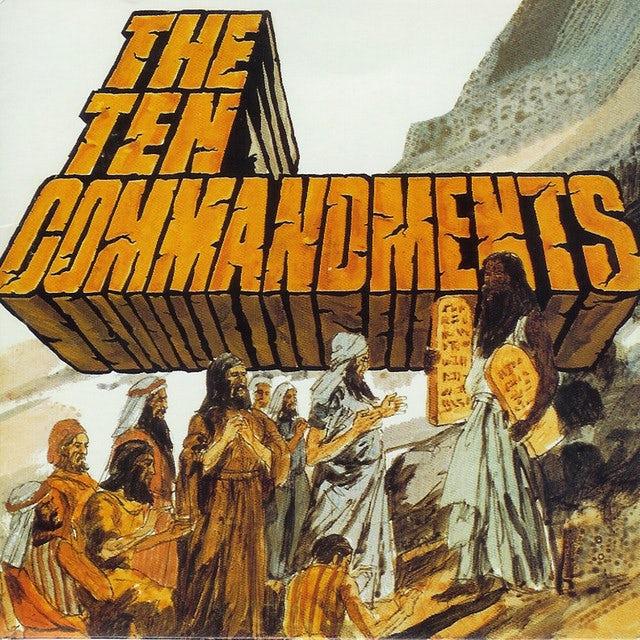 Salamander TEN COMMANDMENTS Vinyl Record