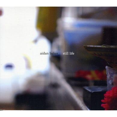 Aidan Baker STILL LIFE CD