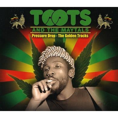 Toots & Maytals PRESSURE DROP: THE GOLDEN TRACKS CD