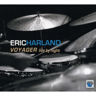 Eric Harland VOYAGER: LIVE BY NIGHT CD
