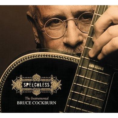 Bruce Cockburn SPEECHLESS CD