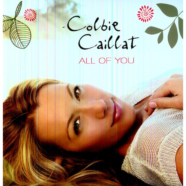 Colbie Caillat ALL OF YOU Vinyl Record