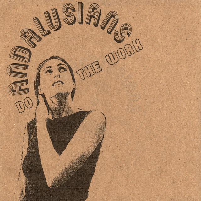Andalusians DO THE WORK Vinyl Record