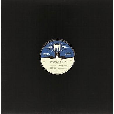 Jacuzzi Boys THIRD MAN LIVE 10-02-2010 Vinyl Record
