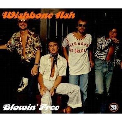 Wishbone Ash BLOWIN CD