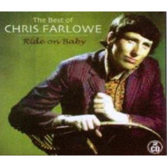 Chris Farlowe RIDE ON BABY: THE BEST OF CD