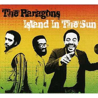 The Paragons ISLAND IN THE SUN CD