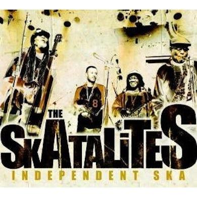 The Skatalites INDEPENDENT SKA CD
