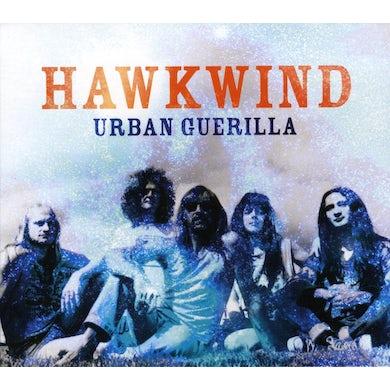 Hawkwind URBAN GUERILLA CD