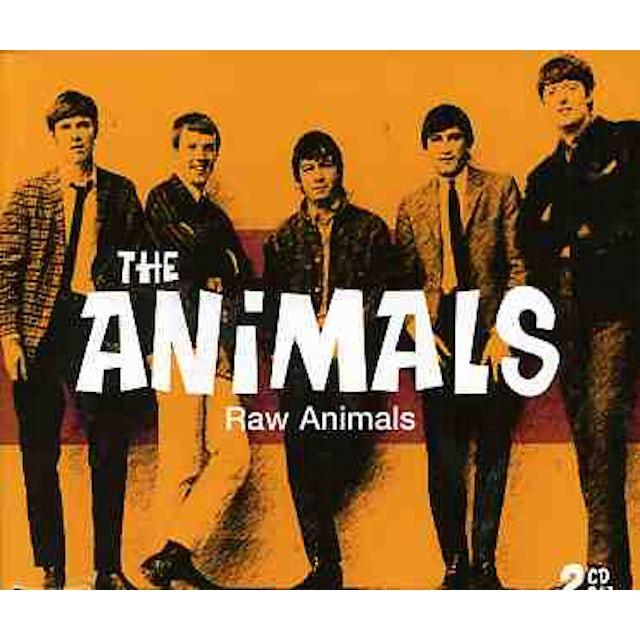 RAW ANIMALS CD