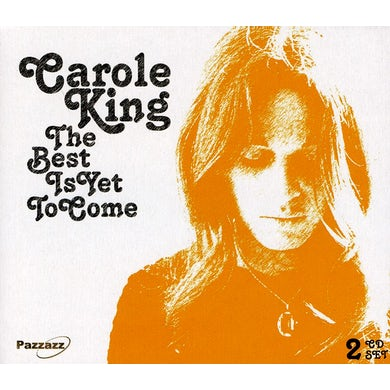 Carole King BEST IS YET TO COME CD