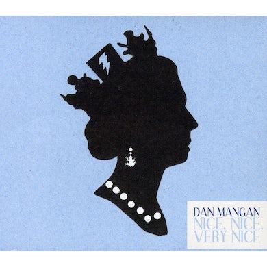 Dan Mangan NICE NICE VERY NICE (IMPORTED) CD
