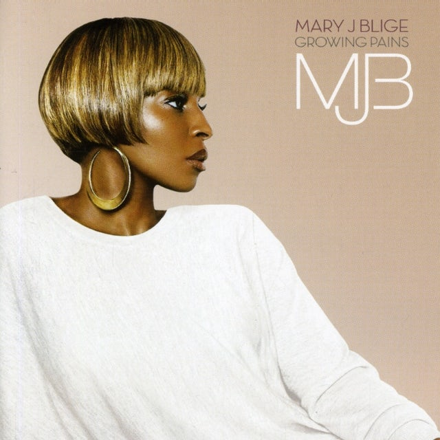 Mary J. Blige GROWING PAINS (IMPORTED) CD