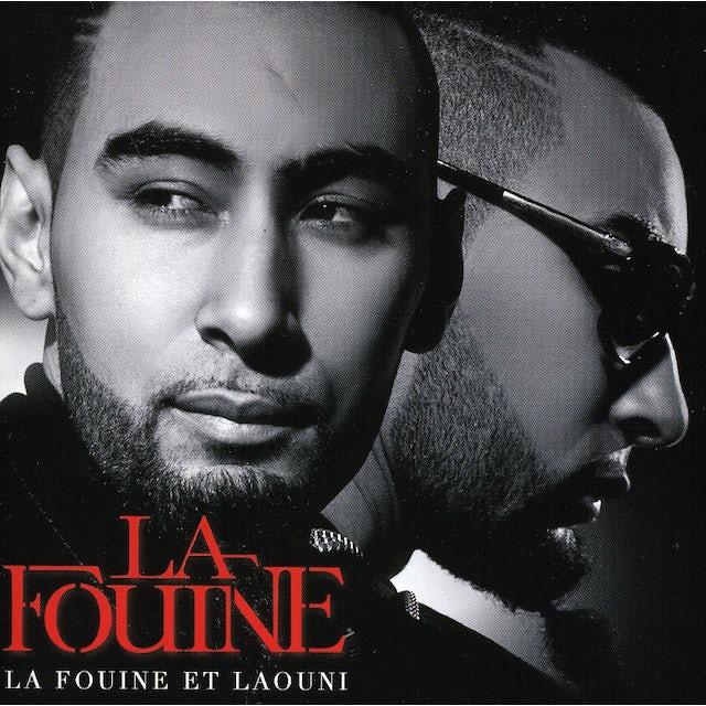 La Fouine VS LAOUNI CD